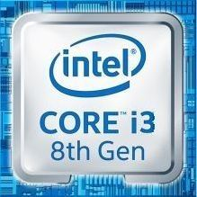Intel Core i3-8100 Coffee Lake (3600MHz, LGA1151, L3 6144Kb) OEM