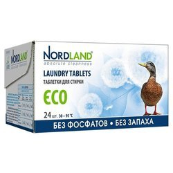 Таблетки Nordland Laundry tablets ECO