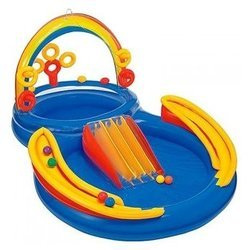 Intex Rainbow Ring Play Center 57453