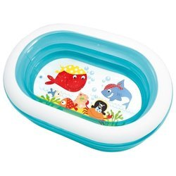 Intex Oval Whale Fun 57482