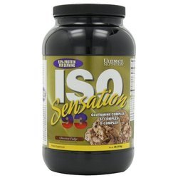 Ultimate Nutrition ISO Sensation 93 (907-920 г)