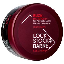 Lock Stock & Barrel Мастика Ruck Matte Putty