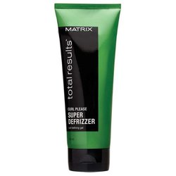 Matrix Total Results Curl Please гель Super Defrizzer