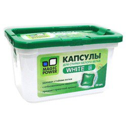 Капсулы MAGIC POWER White