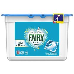 Капсулы Fairy 3in1 Pods Non Bio
