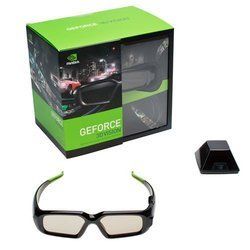 NVIDIA GeForce 3D Vision Kit с трансмиттером (942-10701-0005-504)