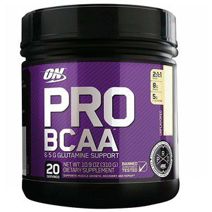 BCAA Optimum Nutrition Pro BCAA (310-390 г)