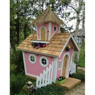 Домик Kids Crooked House