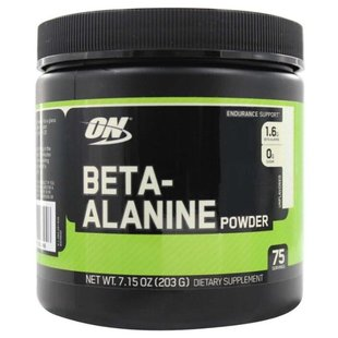 Аминокислота Optimum Nutrition Beta-Alanine (203-263 гг)
