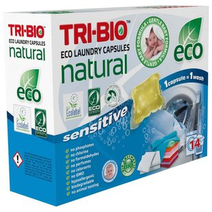 Капсулы TRI-BIO Natural Sensitive