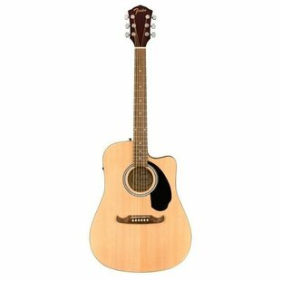 Электроакустическая гитара Fender FA-125CE Dreadnought Natural
