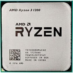 AMD Ryzen 3 1200 (AM4, L3 8192) OEM